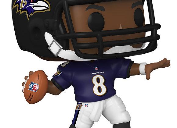 POP NFL: Baltimore Ravens- Lamar Jackson