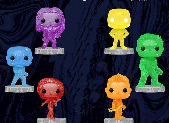 FOR CARLOS R -Pop! Art Series: Marvel - Infinity Saga
