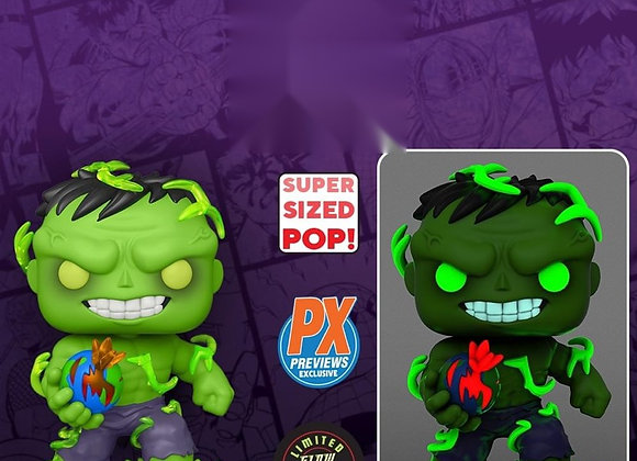 """Heroes: The Immortal Hulk 6"""" PREVIEWS Exclusive Vinyl Figure with Chase"""