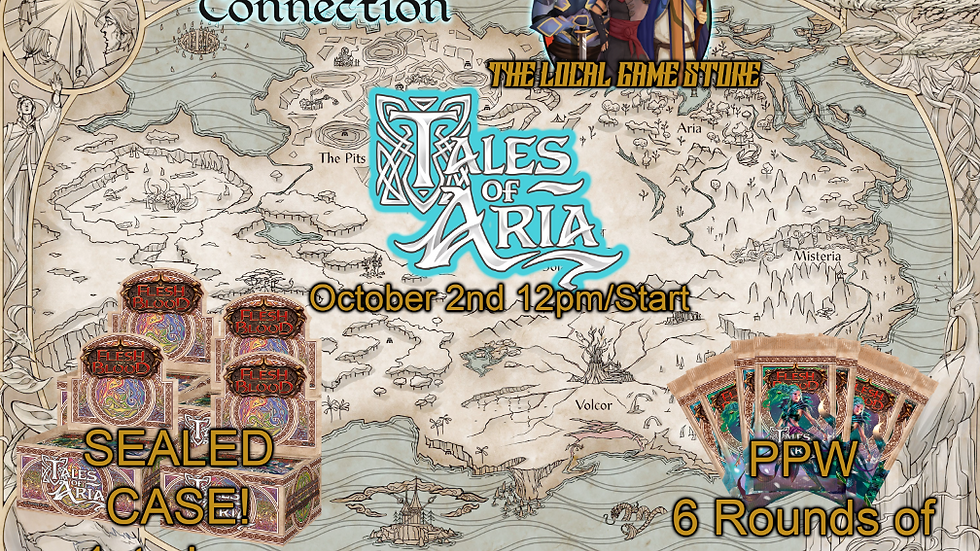FAB Tales of Aria Case Tournament