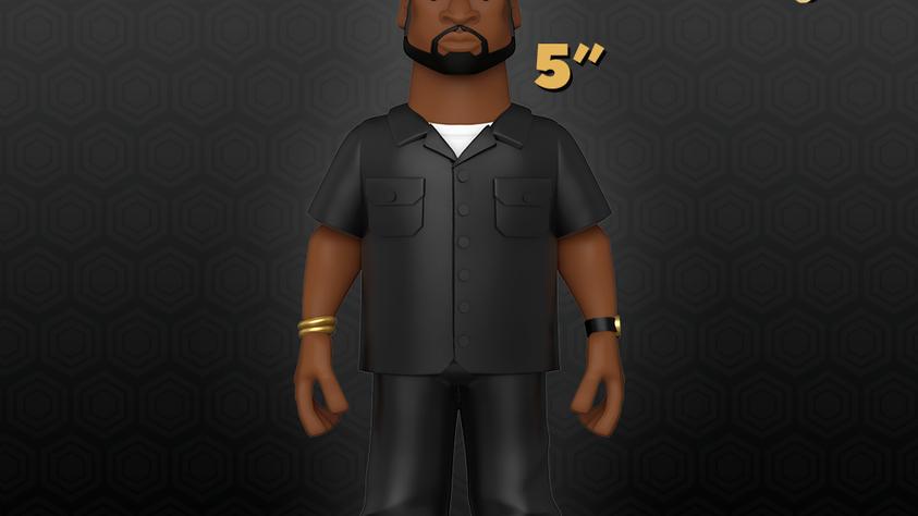 "Vinyl GOLD (5"") - Ice Cube"