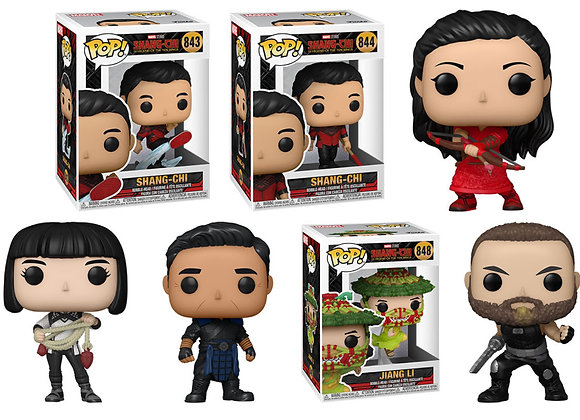 Pop: Shang-Chi and the Legend of the Ten Rings