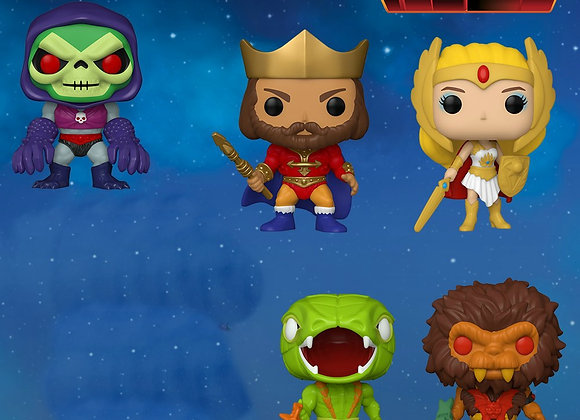 Pop! Animation: Masters of the Universe S7