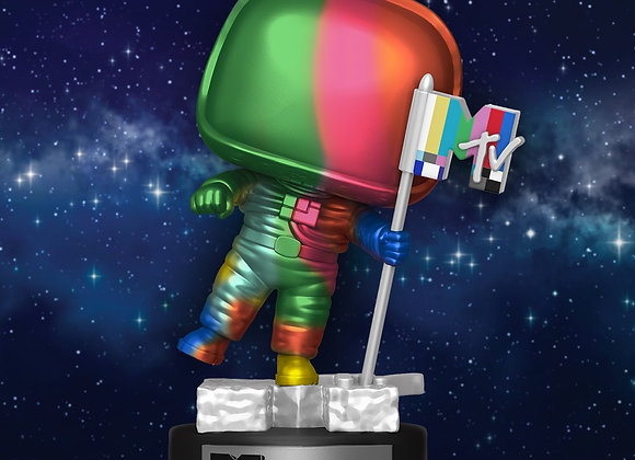 Pop! Ad Icons - MTV Moon Person