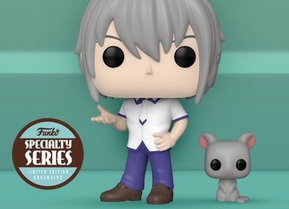 POP Animation: Fruits Basket- Yuki Sohma w/Rat Specialty Series