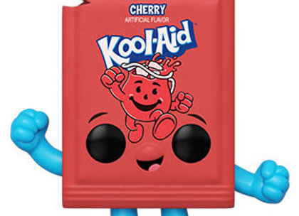 POP Funko: Kool Aid- Original Kool Aid Packet