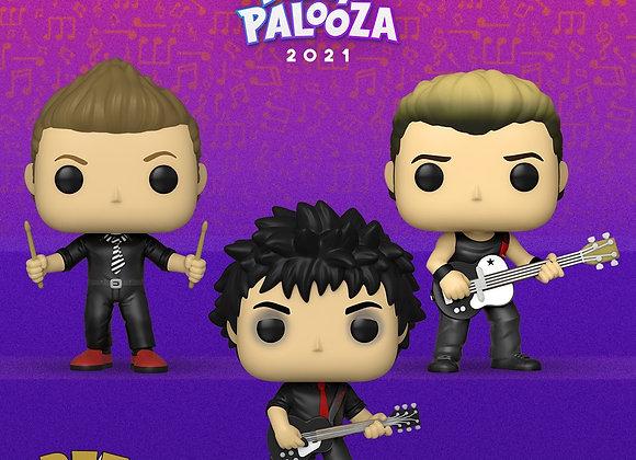 Pop! Rocks - Green Day