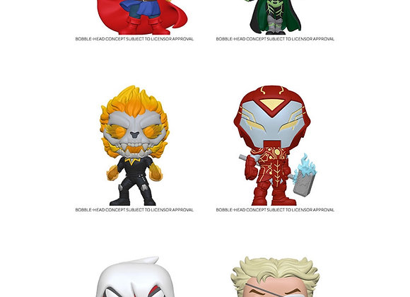 Pop! Marvel - Infinity Warps