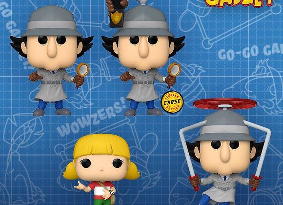 Pop! Animation: Inspector Gadget Chase Set