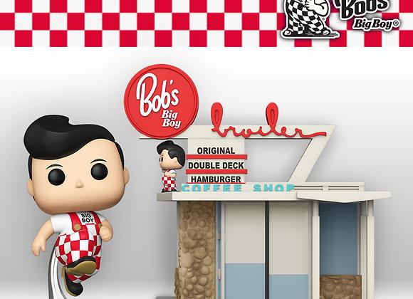 POP Town: Bob's Big Boy Restaurant w/Big Boy