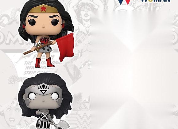 Pop! Heroes- DC Wonder Woman 80th Anniversary