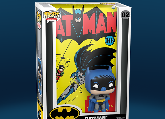 Pop! Comic Cover - Batman