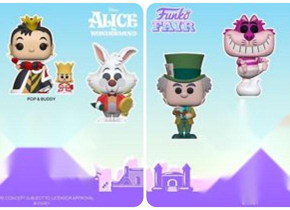 POP Disney: Alice 70th Set