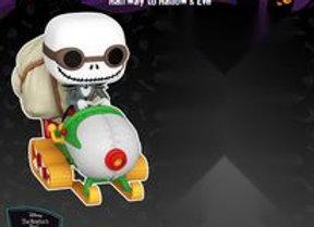POP Ride Super Deluxe: TNBC- Jack & Snowmobile