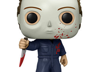"POP Movies: Halloween- 10"" Michael Meyers(Blood)Specialty Series"