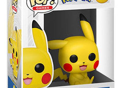 POP Games: Pokemon- Pikachu