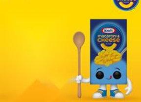 POP Funko: Kraft- Mac & Cheese Box
