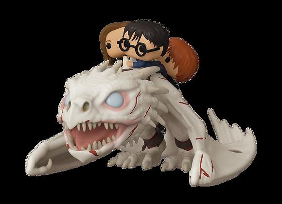 Pop!  Ride: Dragon w/Harry, Ron, & Hermione
