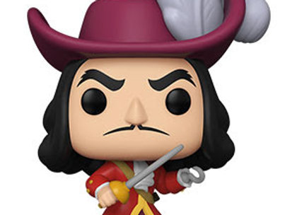 POP Disney: Disney 65th- Captain Hook (NewPose)