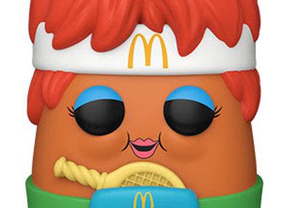 POP Ad Icons: McDonalds- Tennis Nugget