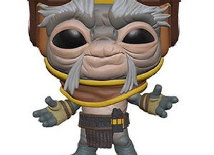 "POP Star Wars: Star Wars- 10"" Babu Frik"