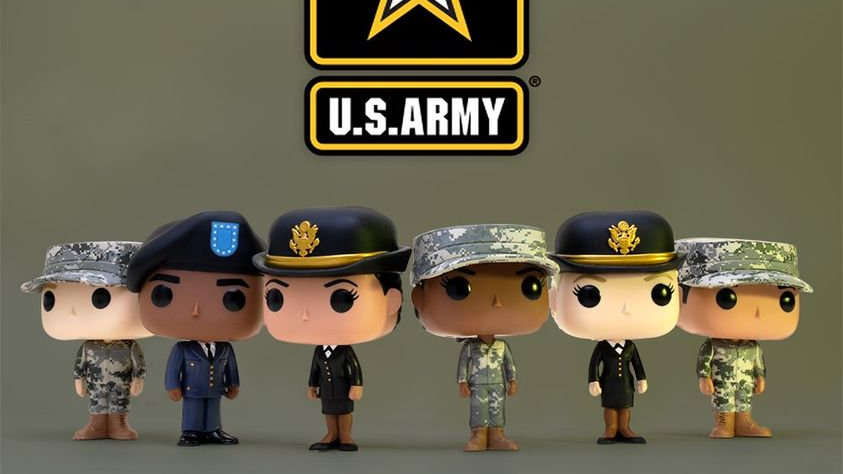 Pops! with Purpose - U.S. Army