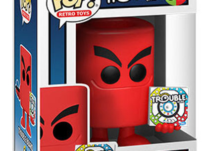 POP Retro Toys: Trouble- Trouble Board