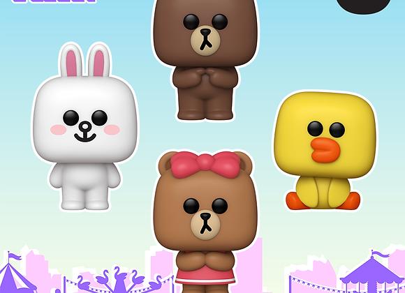 POP Animation: Line Friends