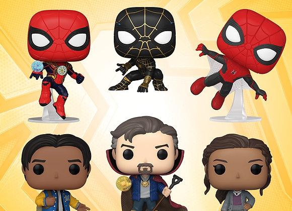 Pop! Marvel - Spider-Man No Way Home