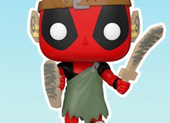POP Marvel: Deadpool 30th - LARP Nerd Deadpool