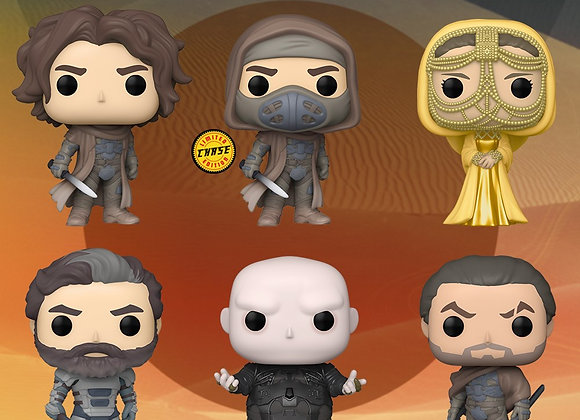 Pop! Movies: Dune with Chase Set