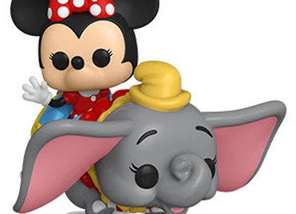 POP Rides: Disney 65 -FlyingDumbo Ride W/Minnie