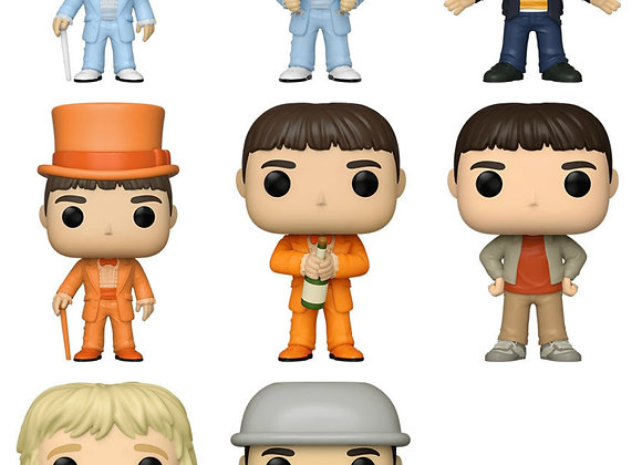 Pop! Movies: Dumb and Dumber Chase Set