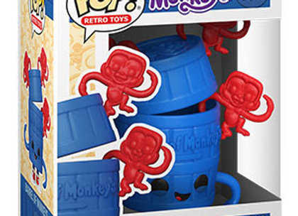 POP Retro Toys: Barrel of Monkeys- Barrel & Monkeys