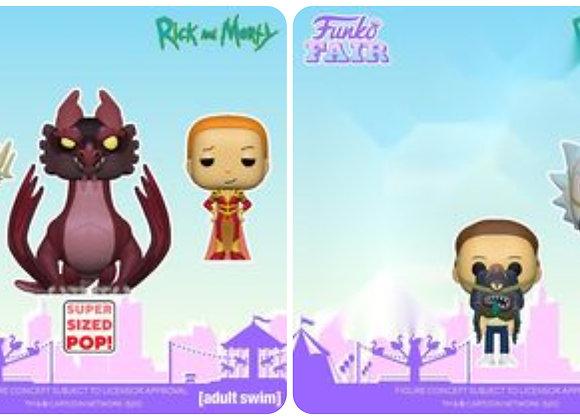 "POP Animation: Rick & Morty w/6"""