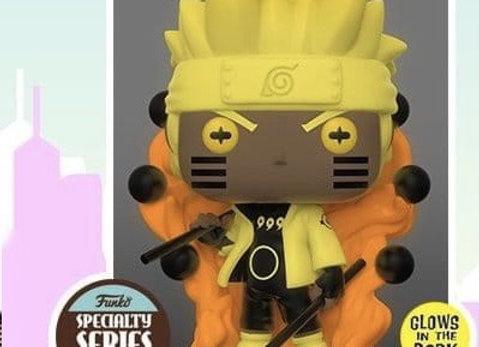 Funko Anime: Naruto Six Path Specialty Series ORDER 2