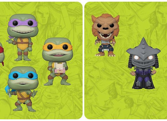 Pop! Movies - Teenage Mutant Ninja Turtles 2 - Secret of the Ooze