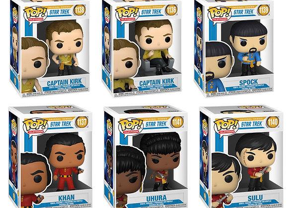 Pop! Television - Star Trek