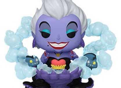 POP Deluxe: Villains- Ursula on Throne