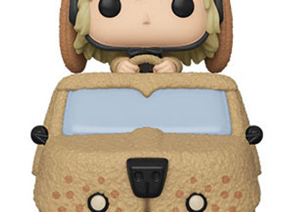 POP Ride:Dumb&Dumber-Harry with Mutts Cutts Van