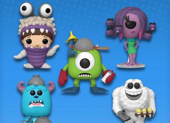 Pop Disney: Monster's Inc 20th Anniv Set