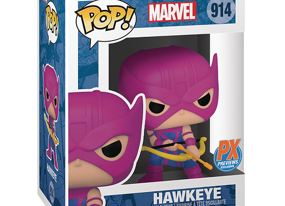 POP! MARVEL: CLASSIC HAWKEYE PREVIEWS EXCLUSIVE