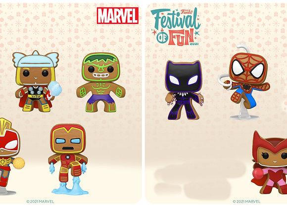 Festival of Fun 2021:  Marvel - Holiday!!