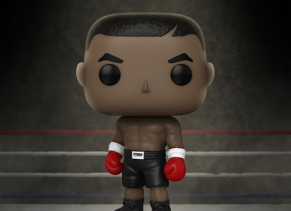 POP Boxing: Mike Tyson