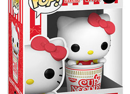 POP Sanrio: Hello Kitty x Nissin- Hello Kitty in Noodle Cup