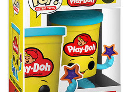 POP Retro Toys: Play-Doh- Play-Doh Container