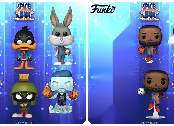 Pop! Movies: Space Jam - A New Legacy
