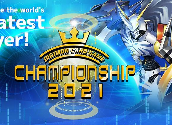 Digimon Store Championship - Sept 17th
