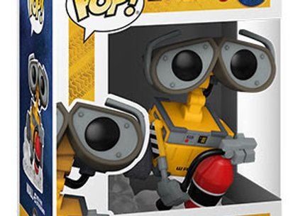 POP Disney: Wall-E- Wall-E w/Fire Extinguisher