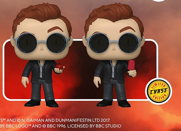 POP TV: Good Omens- Crowley with Apple w/Chase
